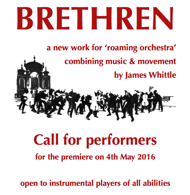BRETHREN Call for Performers